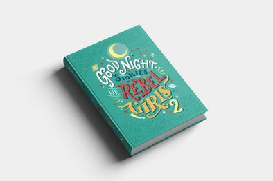 Good Night Stories For Rebel Girls Volume 2 - Brambler Boutique