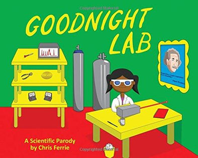 Goodnight Lab: A Scientific Parody - Brambler Boutique
