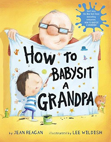How to Babysit a Grandpa - Brambler Boutique