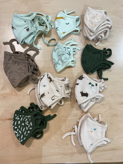 Kid's Masks for Donations - Brambler Boutique