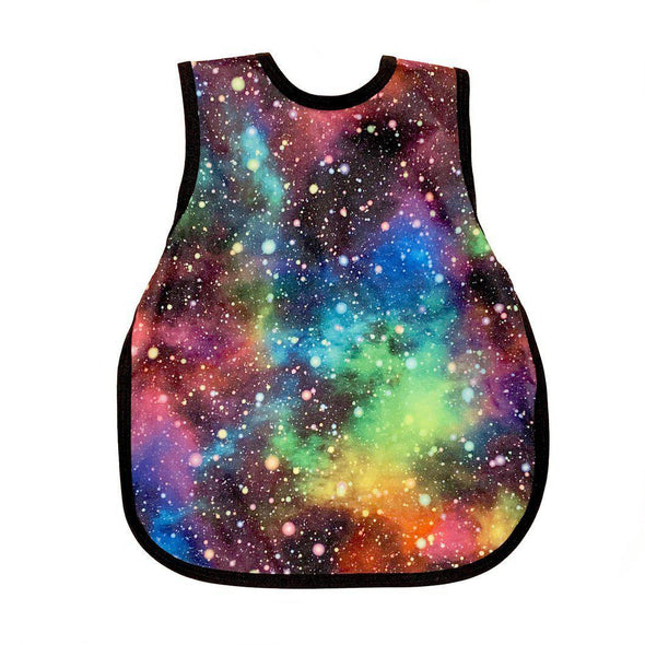 Infant and Toddler Baprons - Galaxy - Brambler Boutique