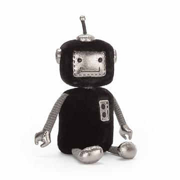 Jellybot Robot Stuffed Friend - Brambler Boutique