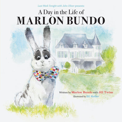 Last Week Tonight with John Oliver Presents a Day in the Life of Marlon Bundo - Brambler Boutique