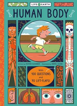 Life on Earth: Human Body - Brambler Boutique