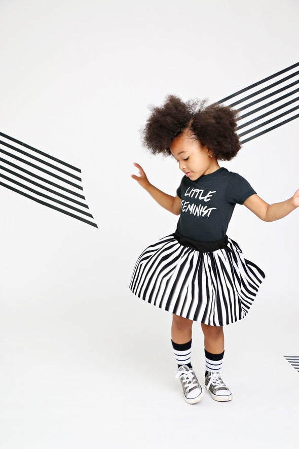 Little Feminist T-Shirt - Brambler Boutique