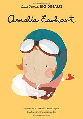 Little People, Big Dreams: Amelia Earhart - Brambler Boutique