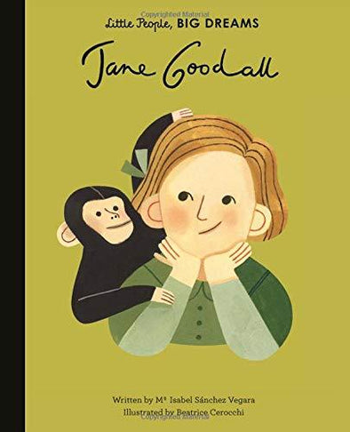 Little People, Big Dreams: Jane Goodall - Brambler Boutique
