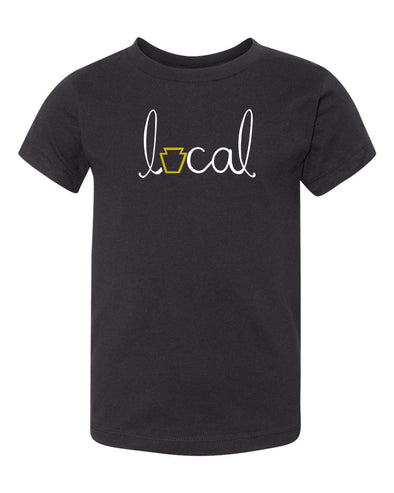"""Local"" Pittsburgh T-shirt - Brambler Boutique"