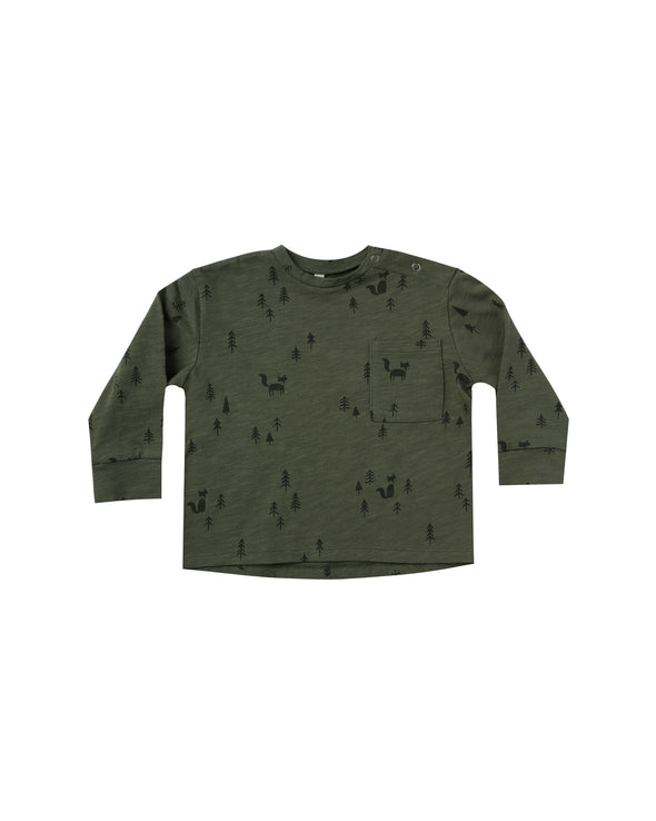 Shirt - Longsleeve - Woods - Brambler Boutique