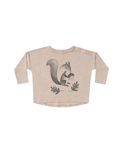 Shirt - Longsleeve - Squirrel - Brambler Boutique
