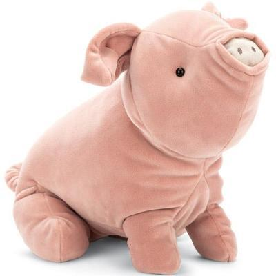 Mellow Mallow Pig Stuffed Animal - Brambler Boutique