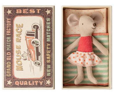 Mouse in Box - Sister - Brambler Boutique