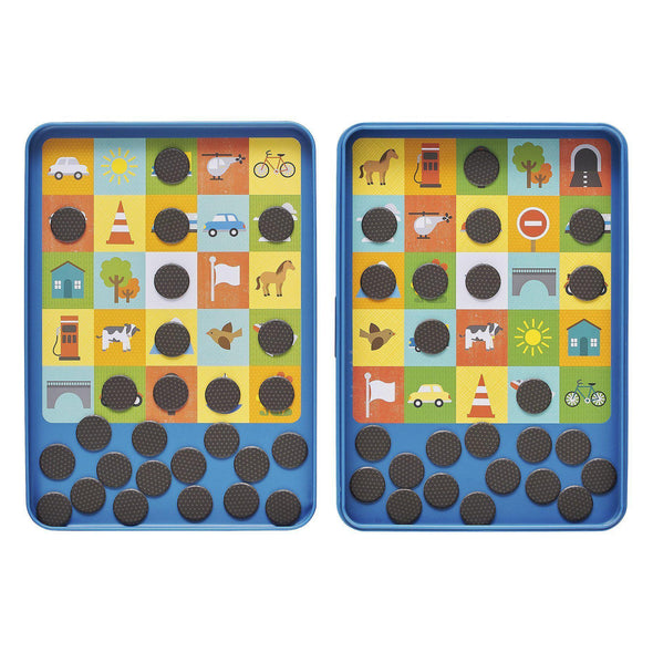 On-the-Go Magnetic Travel Bingo Game - Brambler Boutique