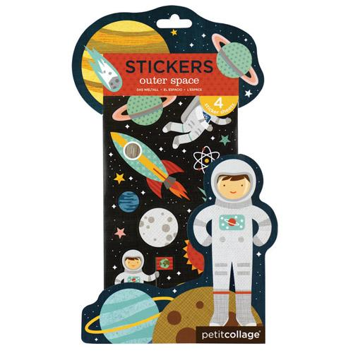 Outer Space Stickers - Brambler Boutique