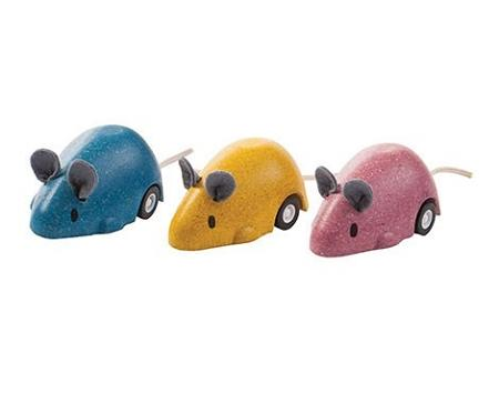 Pull-n-Go Mouse Racers - Brambler Boutique