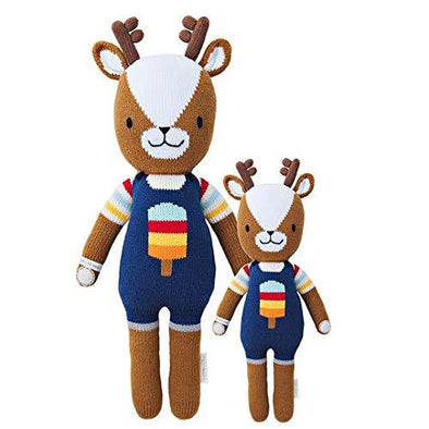 "Scout the Deer - 13"" - Brambler Boutique"