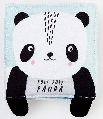 Soft Book - Roly Poly Panda-Book-Quarto-Default-Brambler Boutique