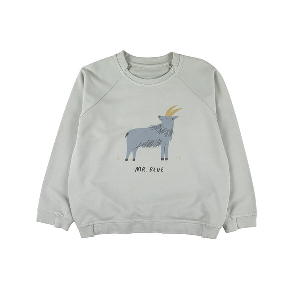 Sweatshirt - Mr. Blue - Brambler Boutique