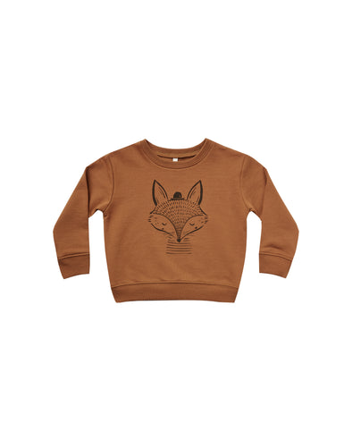 Sweatshirt - Fox - Brambler Boutique