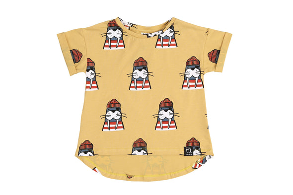 T-Shirt - Walrus - Brambler Boutique