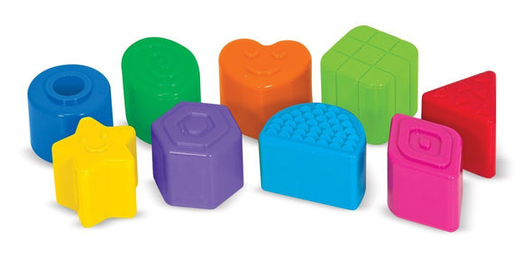 Take-Along Shape Sorter Baby and Toddler Toy - Brambler Boutique