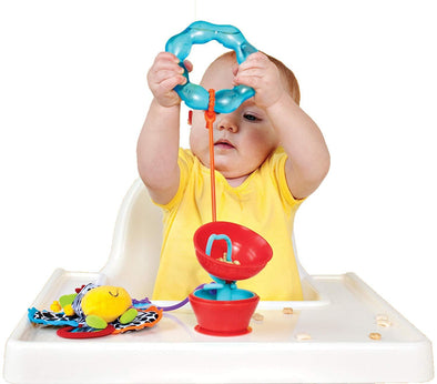 The Grapple Suction Baby Toy Holder - Brambler Boutique