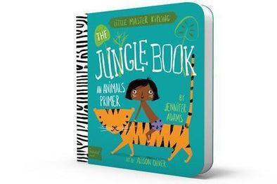 The Jungle Book: A BabyLit® Animals Primer - Brambler Boutique
