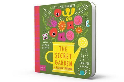 The Secret Garden: A BabyLit® Flowers Primer - Brambler Boutique