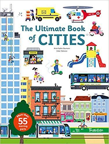 The Ultimate Book of Cities - Brambler Boutique