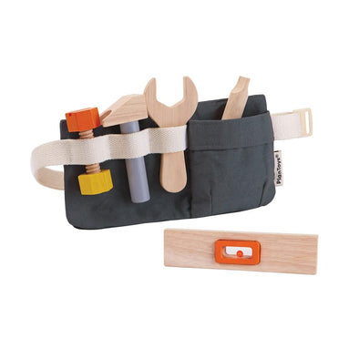 Tool Belt with Wooden Tools - Brambler Boutique