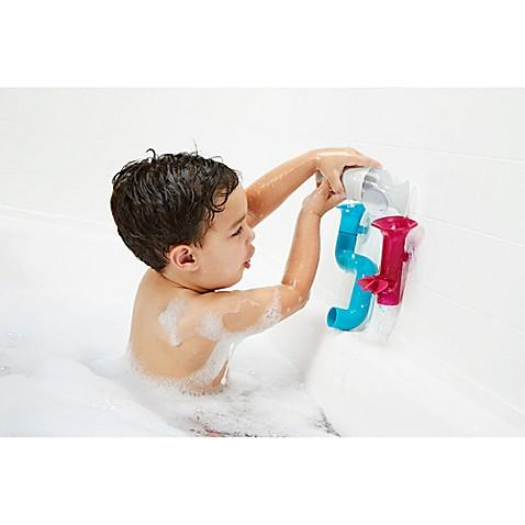 Tubes Building Bath Toy Set - Brambler Boutique