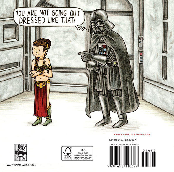 Vader's Little Princess - Brambler Boutique