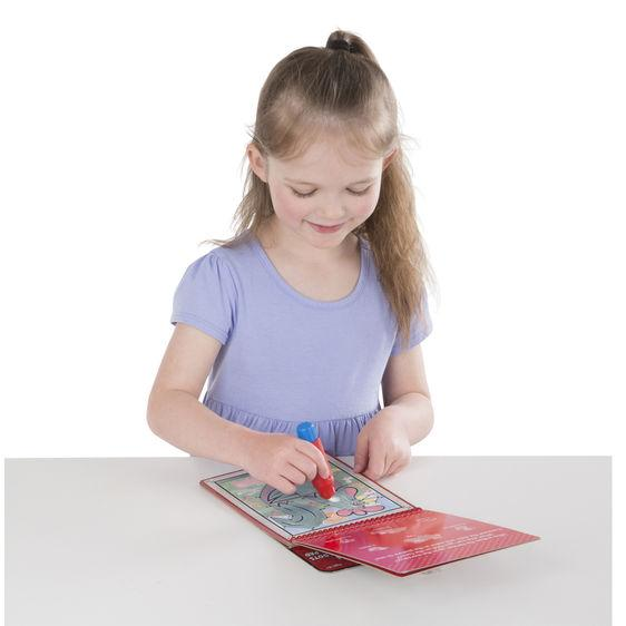 Water Wow! - Farm Connect the Dots Travel Activity Pad - Brambler Boutique