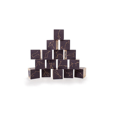 Wooden Blocks - Constellation - Brambler Boutique