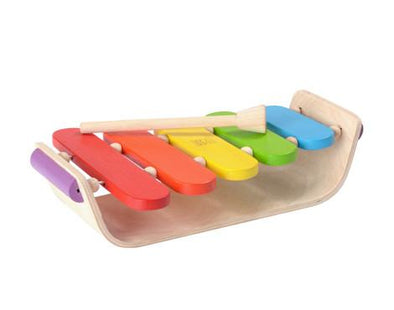 Wooden Rainbow Xylophone - Brambler Boutique