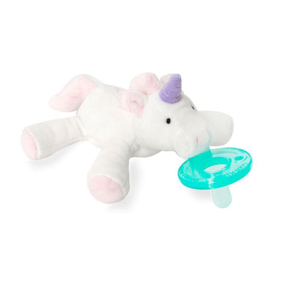WubbaNub Infant Pacifier - Unicorn - Brambler Boutique
