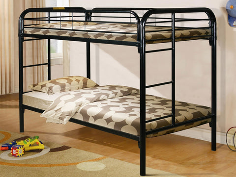 Twin Twin Metal Bunkbed