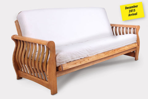 "Atlanta Futon W/ 8"" Mattress"