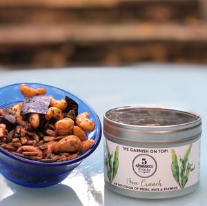 Sea crunch - An explosion of seeds, nuts and seaweed! LIMITED EDITION 100g*