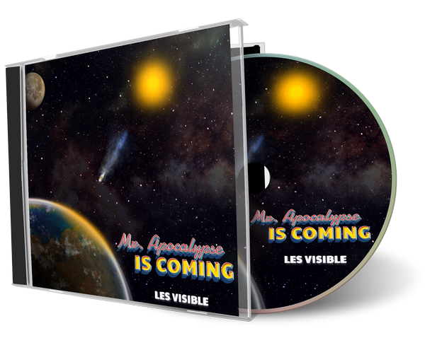 Mr. Apocalypse is Coming Music Album by Les Visible
