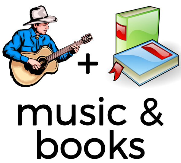 Les Visible Music and Books
