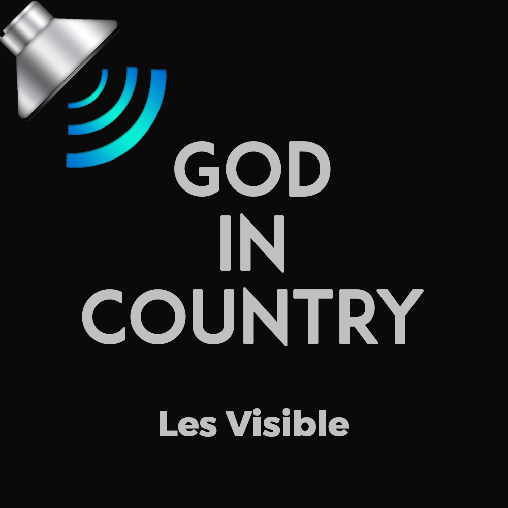 God in Country by Les Visible
