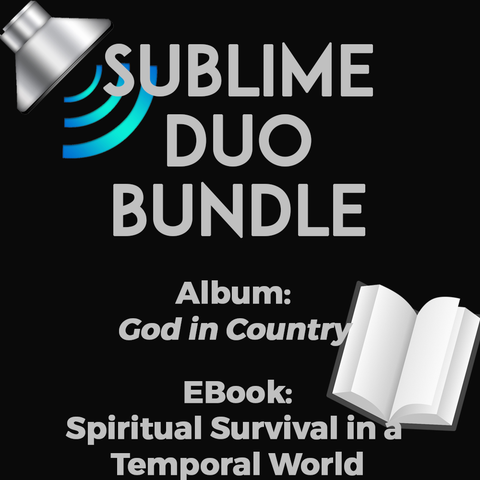 Sublime Duo, Book and Music Bundle