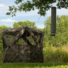 Rhino Blind Outpost Feeder Package