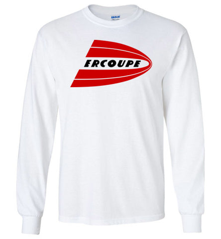 Ercoupe T-Shirt (Long Sleeve) - Large Emblem