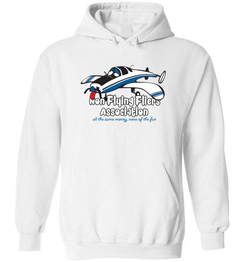 Race 53 Non Flying Fliers Association Sweatshirt (Hoodie)