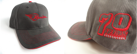 Navion 70th Anniversary Hat - Embroidered