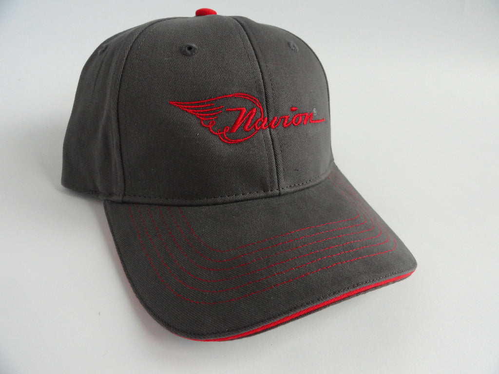 Navion Hat - (Fabric Back) Embroidered