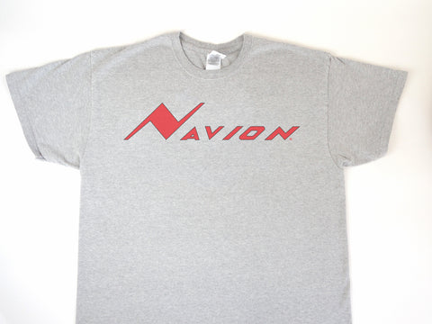Navion Rangemaster T-Shirt (Short Sleeve) - Red Logo
