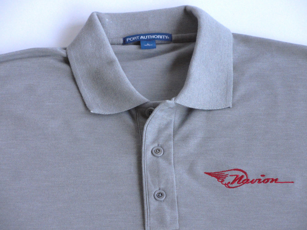 Navion Polo Shirt (Short Sleeve) - Embroidered Emblem